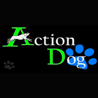 Action Dog logo